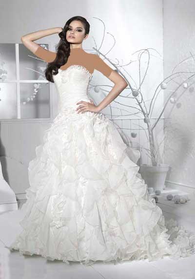 لباس عروس,لباس عروس 2012