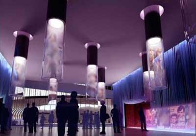 معماری,موزه بالیوود