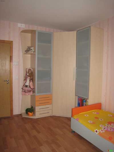 عکسهای دکوراسیون اتاق خواب کودک