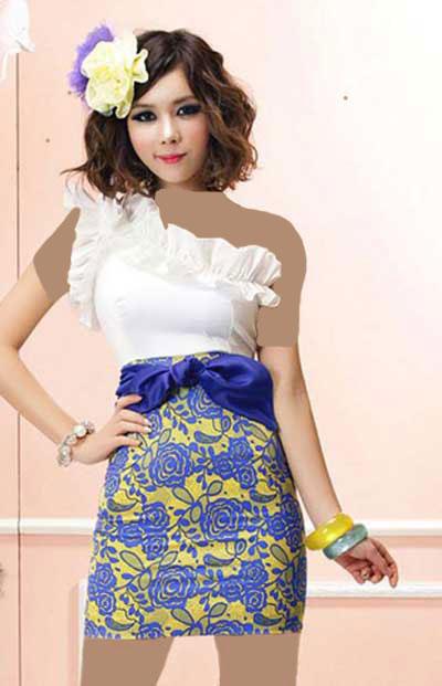 مدل لباس , لباس کوتاه
