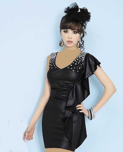 خرید لباس کوتاه زنانه