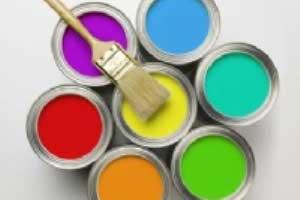تزیین وسایل خانه , رنگ آمیزی وسایل