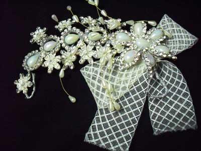 مدل تاج های ژله ای , جدیدترین تاج عروس
