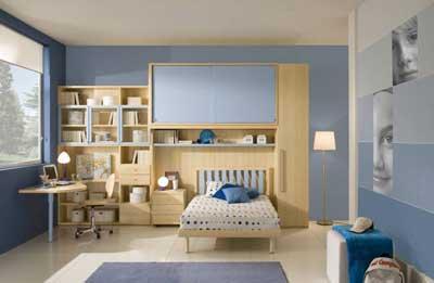 اتاق خواب , دکوراسیون اتاق جوانان