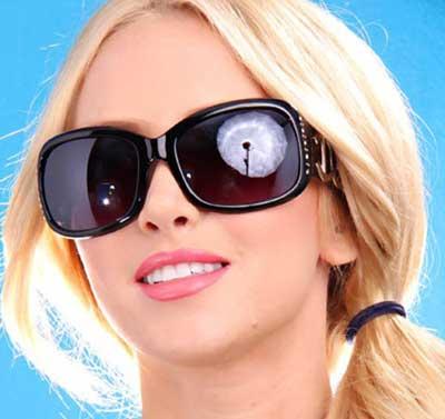 مدل های بسیار شیک عینک دخترانه2015