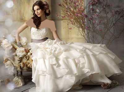 عکس جدیدترین لباس عروس