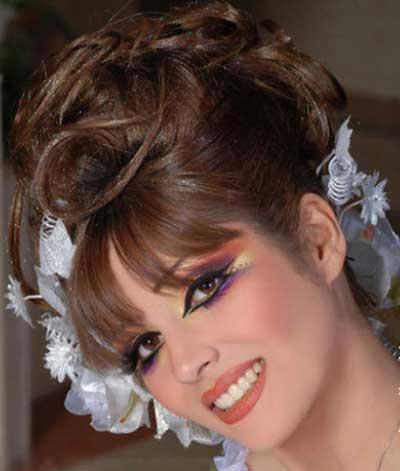 ویسگون عکس گریم عروس, ویسگون مدل گریم عروس