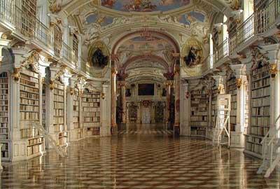 طراحی کتابخانه, دکوراسیون کتابخانه