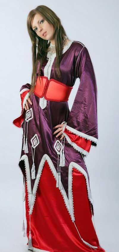 مدل لباس مراکشی