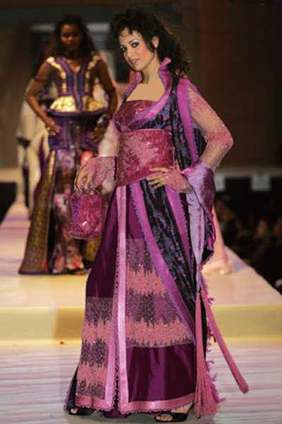 لباس مجلسی مراکشی 1395 , عکس لباس مراکشی 2016