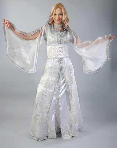 لباس مجلسی مراکشی , عکس لباس مراکشی