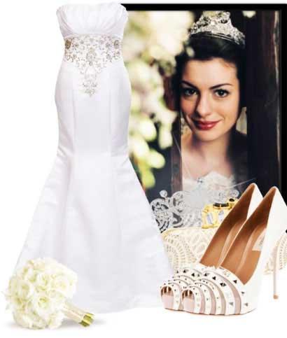 ست لباس عقد عروس و داماد