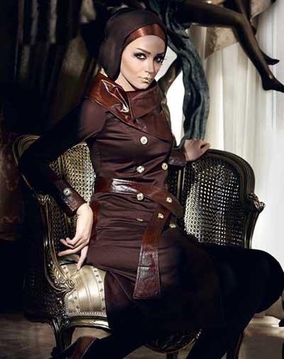 زیباترین مدل مانتو