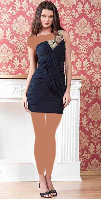 مدل لباس کوتاه , مدل لباس کوتاه مجلسی