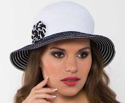 مدل کلاه تابستانه
