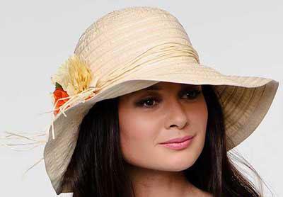 انواع کلاه تابستانه , کلاه نقابدار