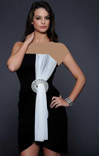 جدیدترین مدل های لباس مجلسی مهمانی پارتی کوتاه زنانه