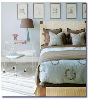مدل های زیبای رویه تخت خواب