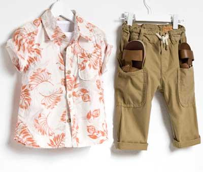 جدیدترین مدل های لباس کودک از کمپانی ZARA