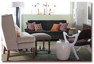 گشت در یك خانه مدرن با سبكی راحت و زیبا!