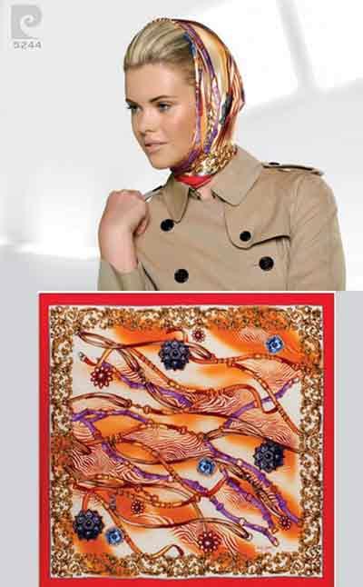 مدل روسری پیر گاردین,جدیدترین مدل روسری