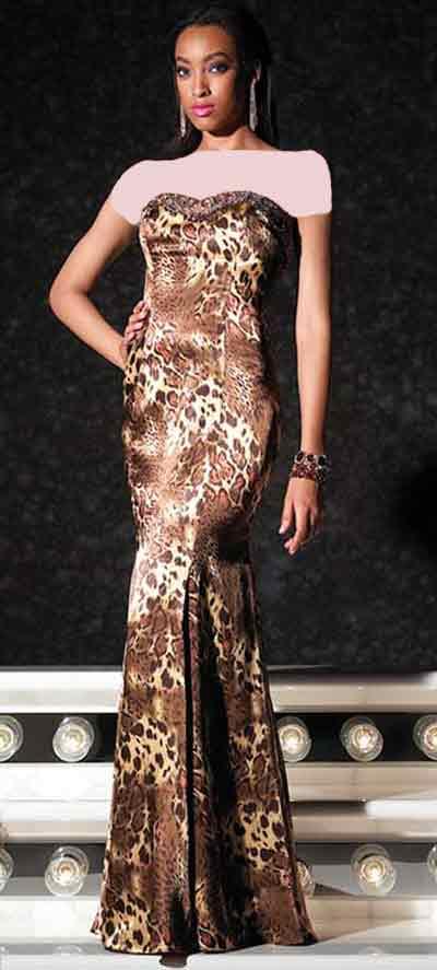 لباس شب , لباس مجلسی