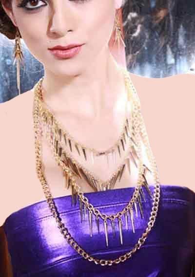مدل گردنبند های زیبا 2013