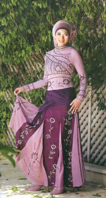 مدل های جدید لباس ماکسی اسلامی