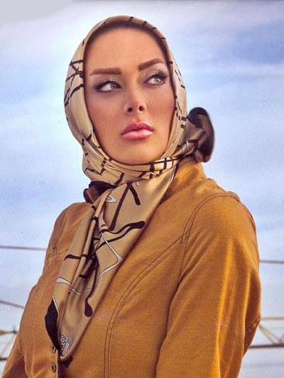 مدل شال و روسری , انواع شال و روسری