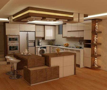 ک نت آشپزخانه,مدل ک نت mdf