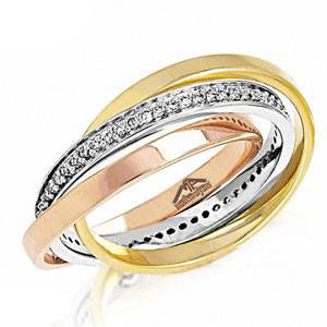 عکس حلقه ازدواج سال 95 , مدل های حلق 1395