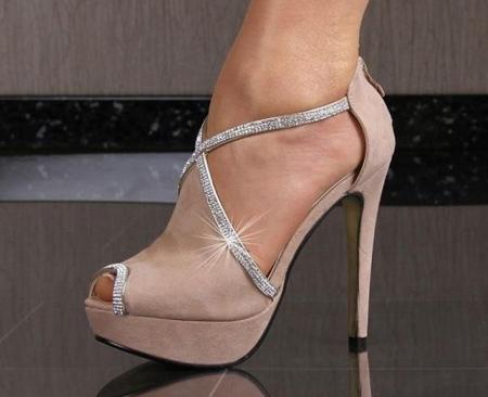 مدل کفش های پاشنه بلند, مدل کفش های مجلسی