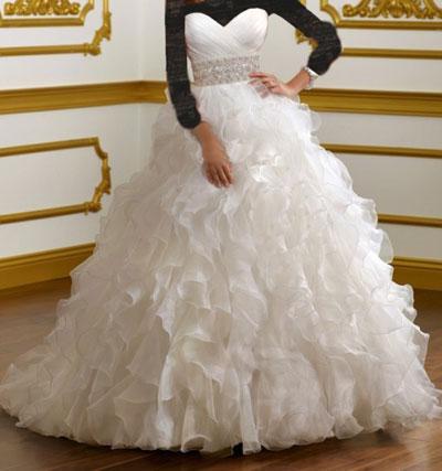 مدل لباس عروس 2013