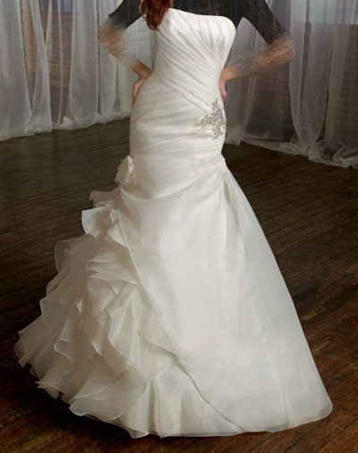 خرید لباس عروس مشهد