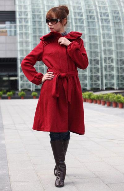 مدل مانتو پاییزی سال 2013 , مدل پالتو زنانه