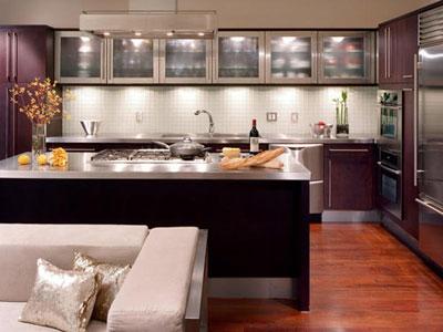 چیدمان آشپزخانه , دکوراسیون آشپزخانه