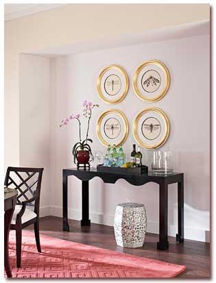 نمونه تغییر دکوراسیون یک اتاق غذاخوری زیبا و شیک !