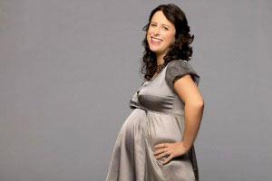 لباس پوشیدن خانم های باردار در عروسی, نحوه پوشش خانم های باردار