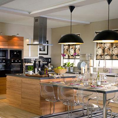 مدل چراغ های آشپزخانه, دکوراسیون آشپزخانه