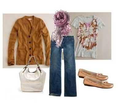ست کردن لباس با شلوار جین,http://www.mihanfaraz.ir/post/1027