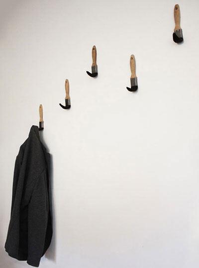 ساخت چوب لباسی , چوب لباسی های جالب