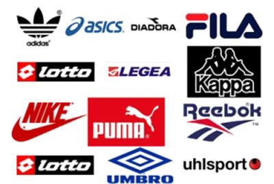 برند معروف کفش ورزشی در جهان