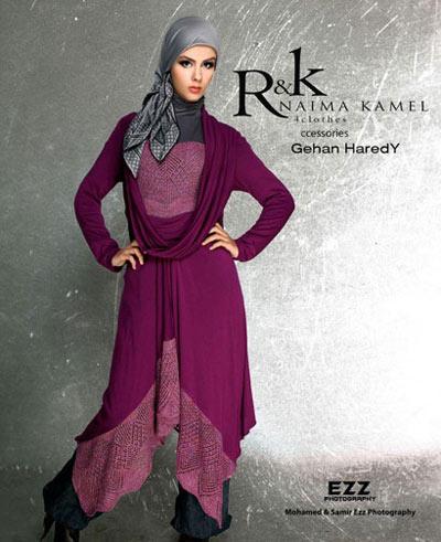 مدل مانتو بلند R&K پاییز, مدل مانتو کمپانی R&K