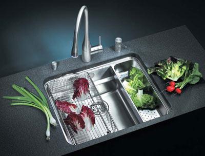 سینک آشپزخانه,سینک ظرفشویی آشپزخانه,طراحی سینک آشپزخانه