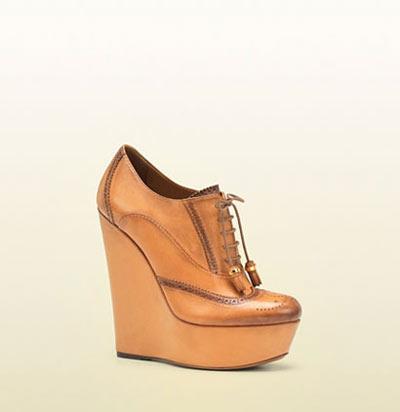 مدل نیم بوت های پاییزی , مدلهای کفش های پاییزه گوچی