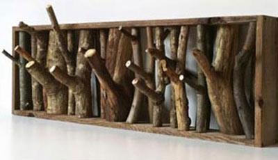آشنایی با دکوراسیون درختی, استفاده از درخت در دکوراسیون