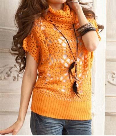 مدل لباس بافتنی, انواع بافت زنانه