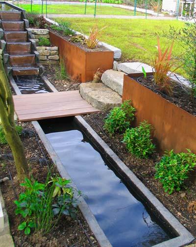 فضاسازی باغ