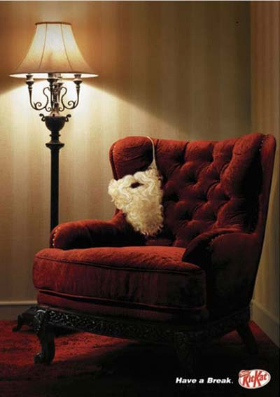 تبلیغات برندها به مناسبت کریسمس, تصاویر تبلیغات برندهای کریسمس