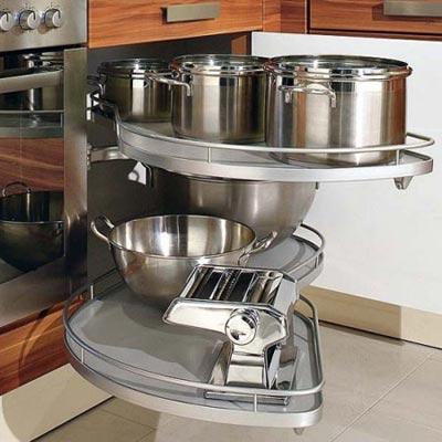 نمونه کشوهای ک نت , کشوهای کاربردی آشپزخانه
